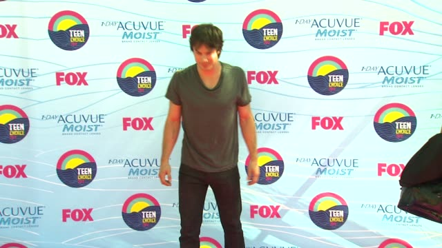 Ian Somerhalder at 2012 Teen Choice Awards on 7/22/12 in Los Angeles CA