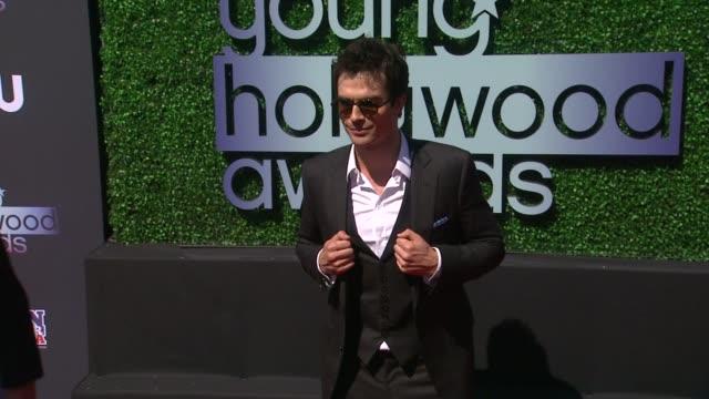Ian Somerhalder at 2013 Young Hollywood Awards on 8/1/2013 in Santa Monica CA