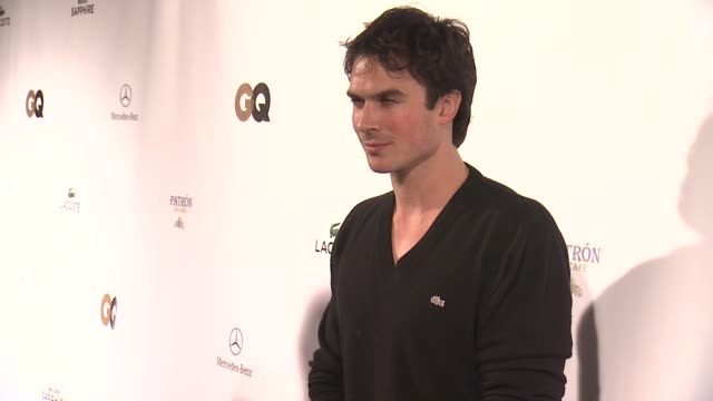 Ian Somerhalder at GQ Lacoste and MercedesBenz Celebrate the Super Bowl in New Orleans with Special Musical Performance by Lil Wayne at The Elms...