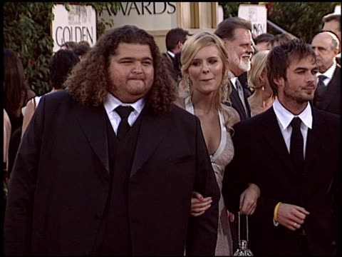 Ian Somerhalder at the 2005 Golden Globe Awards at the Beverly Hilton in Beverly Hills California on January 16 2005