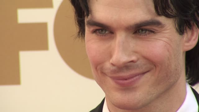 Ian Somerhalder at the 63rd Primetime Emmy Awards Arrivals Part 1 at Los Angeles CA