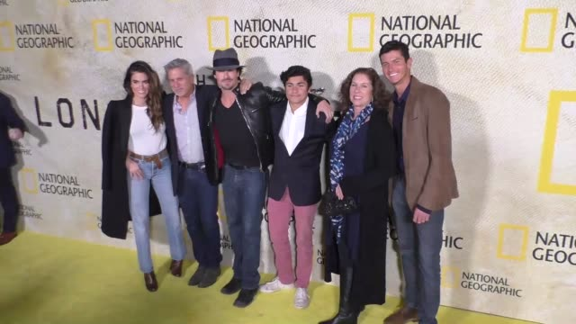 Ian Somerhalder at the Premiere Of National Geographic's 'The Long Road Home' on October 30 2017 in Los Angeles California