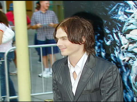 Ian Somerhalder at the 'Pulse' Los Angeles Premiere at Arclight Cinemas in Hollywood California on August 10 2006