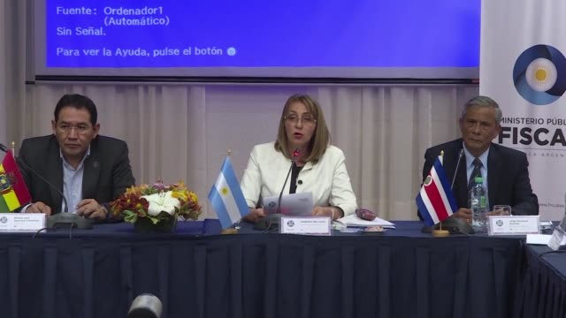 ibero american prosecutors on thursday backed venezuelan colleague luisa ortega diaz and rejected all harassment bullying and threats against the... - replacement stock videos and b-roll footage