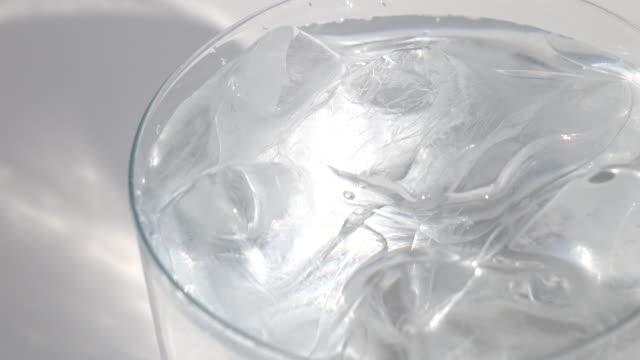 ice and water - ガラス点の映像素材/bロール