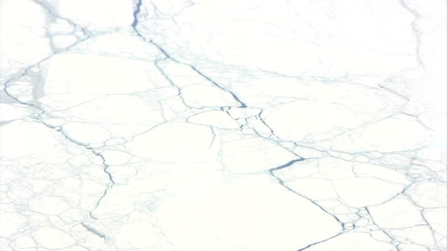 ice caps aerial views hd - ice sheet stock videos & royalty-free footage