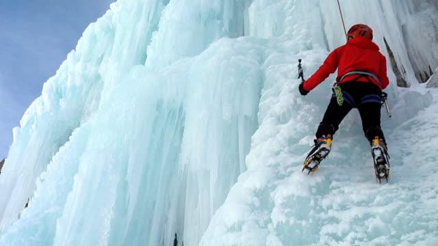 Ice climbing (HD 1080)