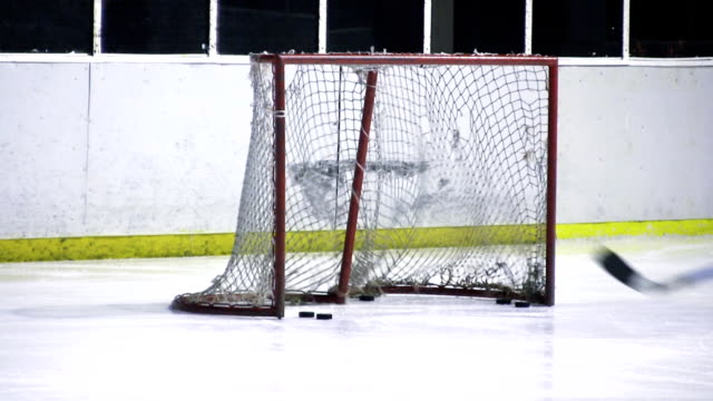 ice hockey (hd) - tackling stock videos & royalty-free footage