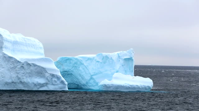icebergs - antarctic ocean stock videos and b-roll footage