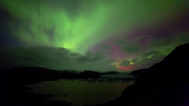 Iceland Aurora Timelapse