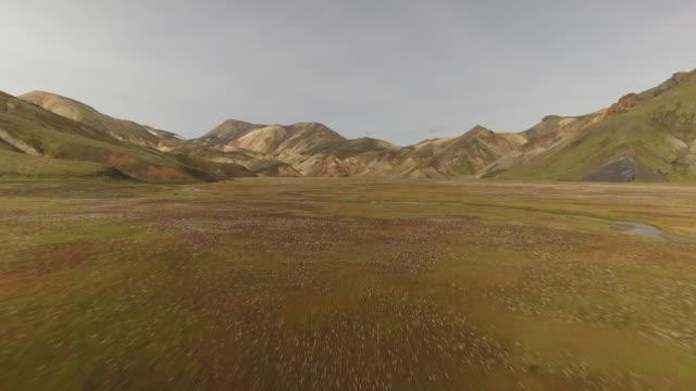 Iceland Highlands Watershed
