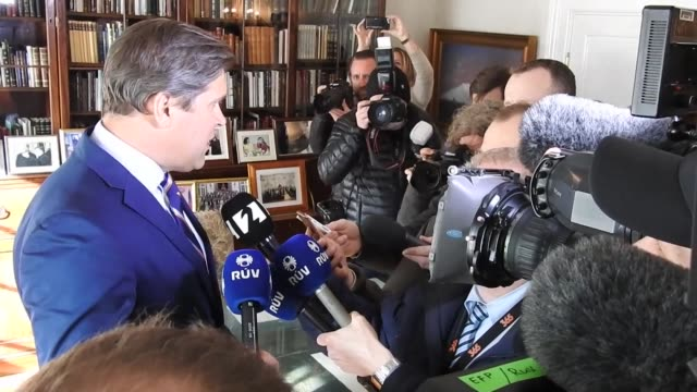 Icelands Finance Minister Bjarni Benediktsson says he does not know who will become prime minister following the resignation of Sigmundur David...