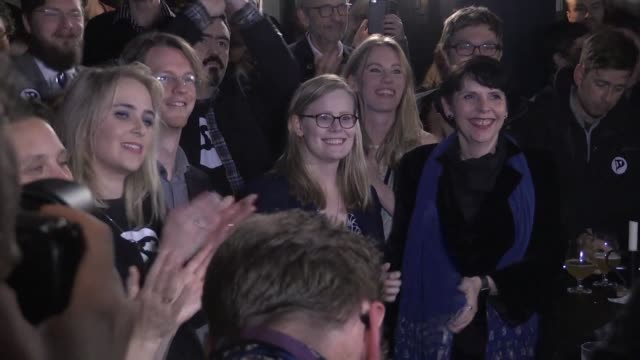 Icelands Pirate Party founded by anarchists activists and former hackers record a historic breakthrough in snap election as the government rattled by...