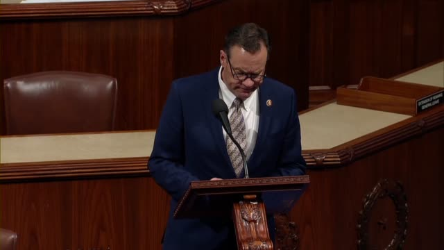 idaho congressman russ fulcher addresses house speaker nancy pelosi is disregarding president from the next and there is by disallowing a vote before... - verboten stock-videos und b-roll-filmmaterial