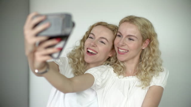 identical twin sisters. - identical twin stock videos & royalty-free footage