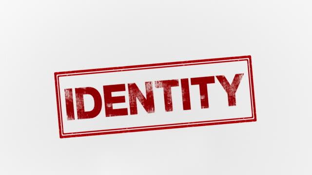 vidéos et rushes de identité - bol vide