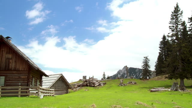 HD: Idyllische Alpine Cottage