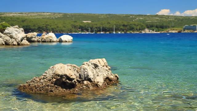 HD SLOW MOTION: Idyllic Mediterranean Island