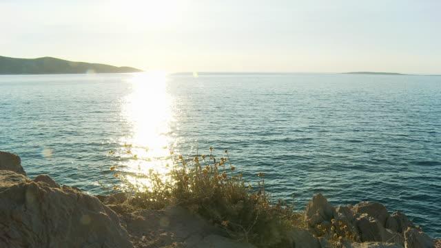HD DOLLY: Idyllic Mediterranean Seascape