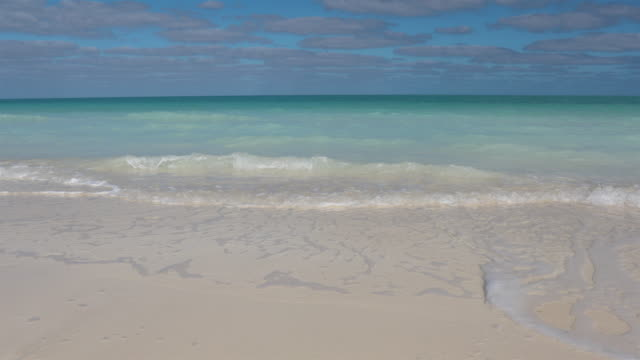 Idyllic Tropical Sand Beach, Cayo Coco, Cuba