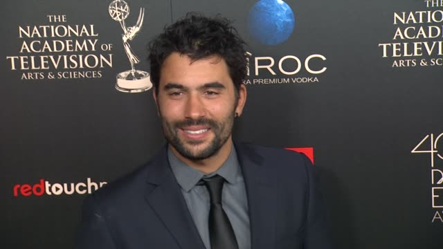 Ignacio Serricchio at The 40th Annual Daytime Emmy Awards on 6/16/13 in Los Angeles CA