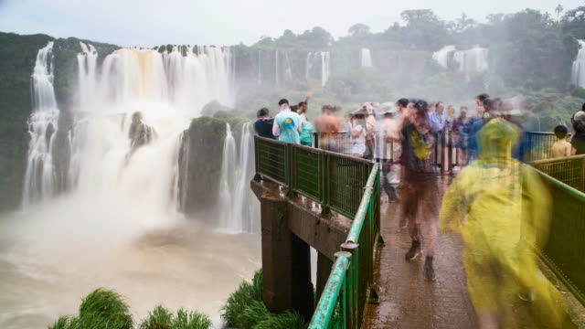 Iguacu Falls, Foz do Iguacu, Iguacu (Iguazu) National Park, Brazil, South America