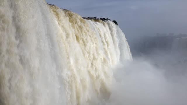 Iguacu Falls, Foz do Iguaçu, Iguacu (Iguazu) National Park, Brazil, South America