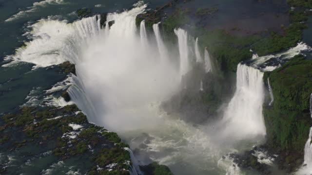 iguazú falls - parque nacional stock videos & royalty-free footage