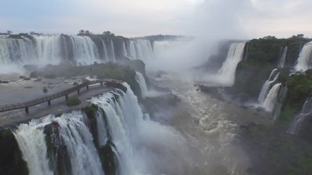 iguazu falls - argentina stock videos & royalty-free footage
