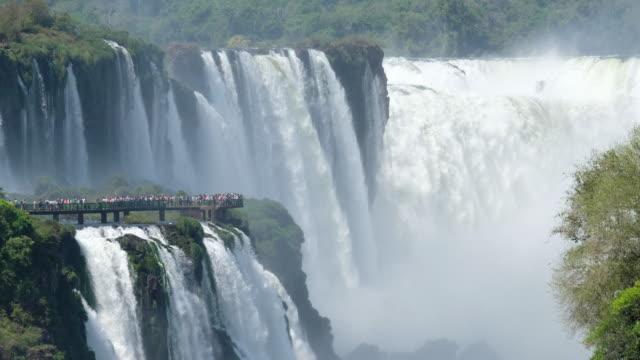 Iguazu Wasserfälle Garganta del Diablo