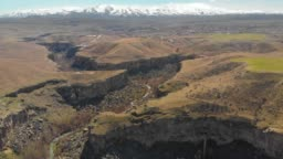 Ihlara Valley and Mount Hasan