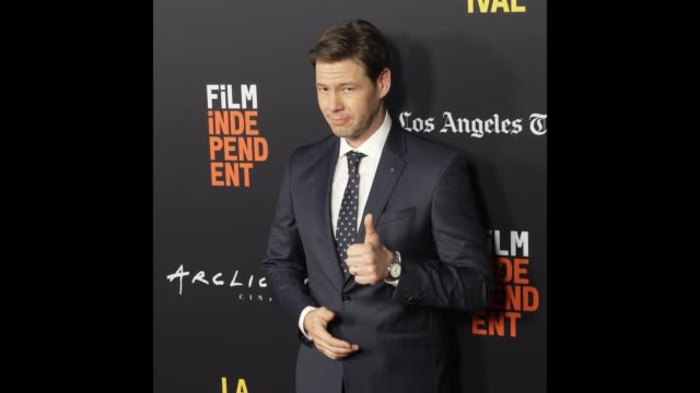 Ike Barinholtz at 'The Oath' World Premiere Los Angeles Film Festival