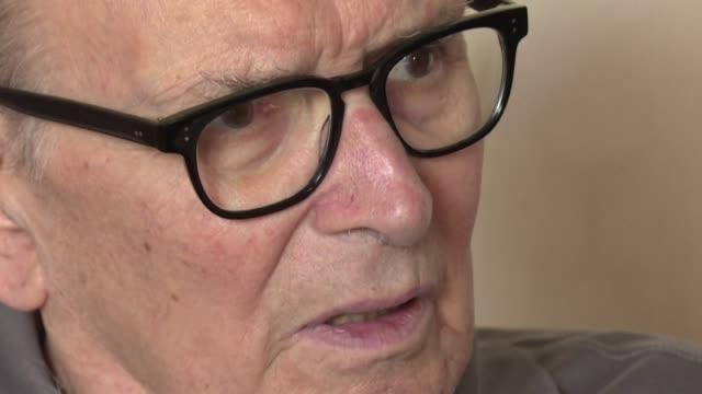 ITA: FILE: Oscar-winning composer Ennio Morricone dies at 91