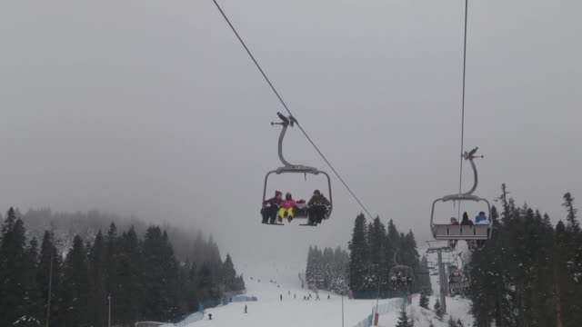 Ilgaz mountain in central Cankiri province is among the best hotspot for skiing waiting to host holidaymakers Ilgaz mountain with its beautiful...
