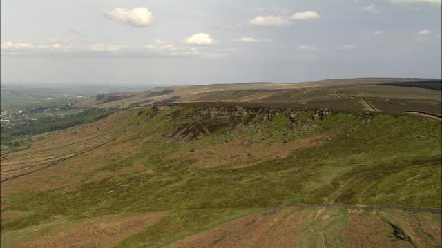 イルクリー モール-航空写真イングランド、イギリス