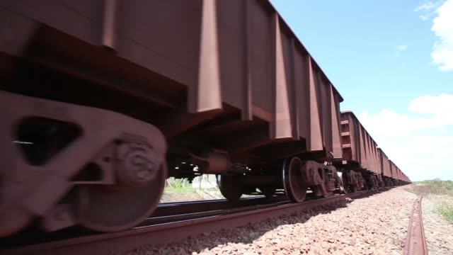 vídeos de stock, filmes e b-roll de illegal logging in the province of maranhão has a massive impact on the traditional lives of the quilombo communities who had been living sustainably... - tramway