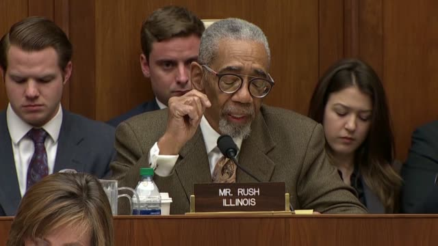illinois congressman bobby rush tells facebook ceo mark zuckerberg at a house energy and commerce committee hearing that he should be commended that... - control stock videos & royalty-free footage