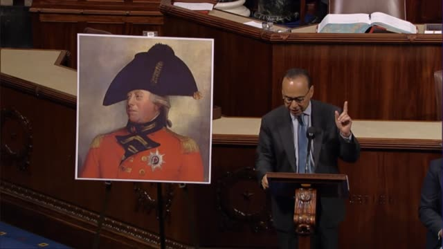 Illinois Congressman Luis Gutierrez says in remarks on the House floor that the US constitution explicitly gives Congress the power to make all rules...