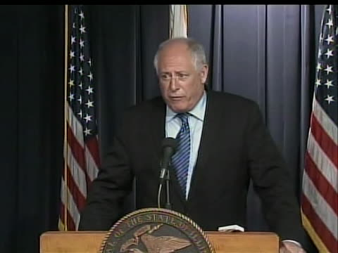 vidéos et rushes de illinois governor pat quinn sot on blagojevich conviction - saying that government needs to be reformed. former illinois governor rod blagojevich was... - united states and (politics or government)