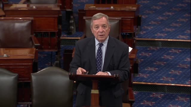 Illinois Senator Dick Durbin says minutes after President Donald Trump announced that the US would withdraw from the Iran nuclear agreement that the...