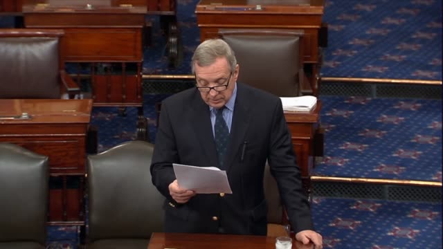 Illinois Senator Richard Durbin says the human cost of Republicans refusing to fill a Supreme Court vacancy would be felt by millions of people after...
