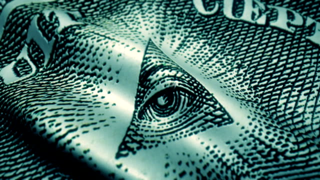 illuminati flag - conspiracy stock videos & royalty-free footage