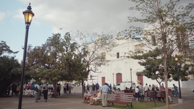 vidéos et rushes de image filmed in 4k in 2016. - nicaragua