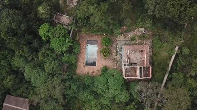 images from the area affected by a deadly mining waste dam collapse after brazilian mining giant vale said it had agreed to pay $7 billion in damages... - slimy stock videos & royalty-free footage
