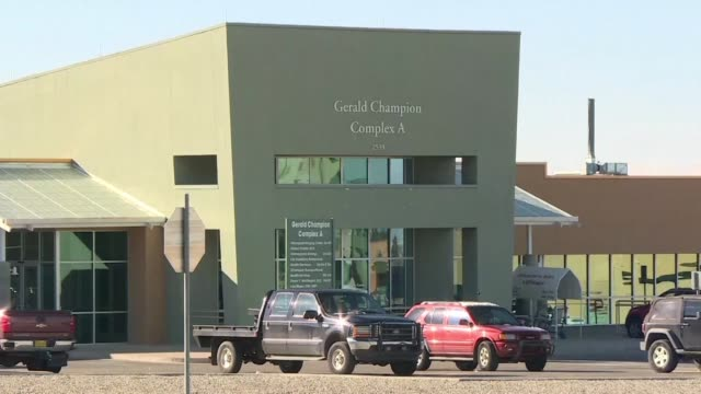 images of the gerald champion regional medical center in alamogordo new mexico where an eight year old guatemalan boy identified as felipe gomez died... - new mexico stock videos & royalty-free footage