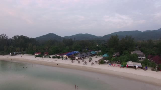 images of the southern thai island of koh phangan - ko phangan stock videos and b-roll footage