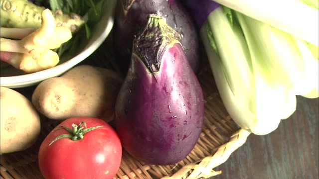 images of vegetables - still life stock videos and b-roll footage