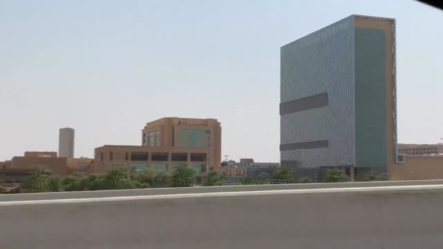 images show king faisal specialist hospital in riyadh where saudi arabia's 84yearold ruler king salman has been admitted to for gall bladder... - bladder stock videos & royalty-free footage