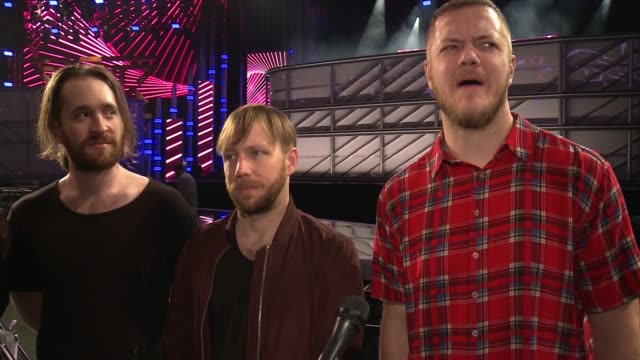 INTERVIEW Imagine Dragons Imagine Dragons on how it feels to be returning to the Billboard stage why Vegas is the perfect city for this award show...