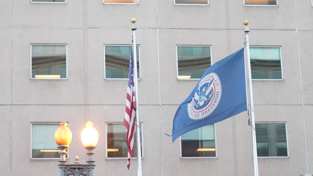 DC: Immigration Customs and Enforcement Office in Washington DC & Department of Homeland Security